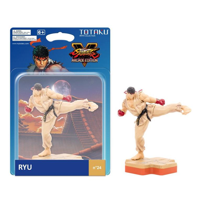 TOTAKU Collection: Street Fighter Ryu Figure - Only at GameStop