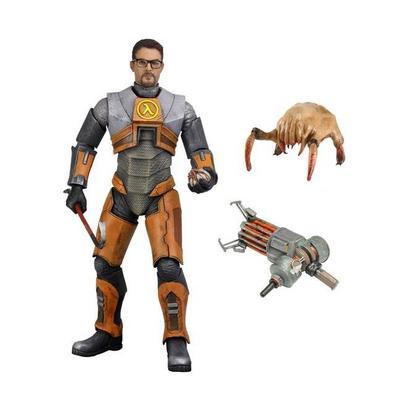 Half Life - 7 inch Ultra Deluxe Action Figure - Gordon Freeman