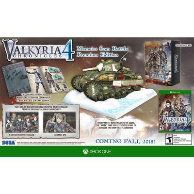 Valkyria Chronicles 4: Memoirs From Battle Edition