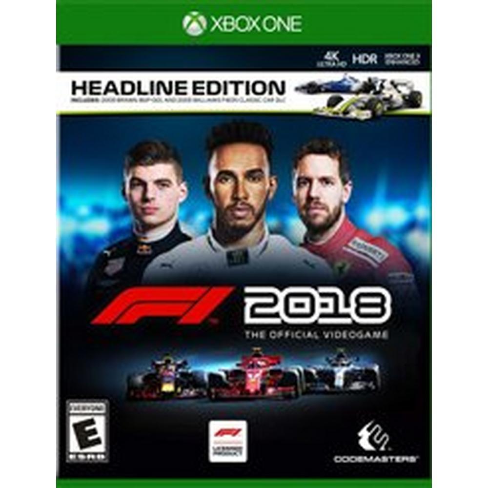 F1 2018 Headline Edition   Xbox One   GameStop