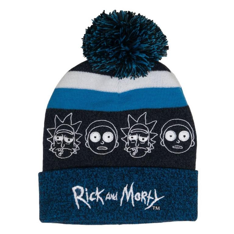 Rick and Morty Pom Beanie