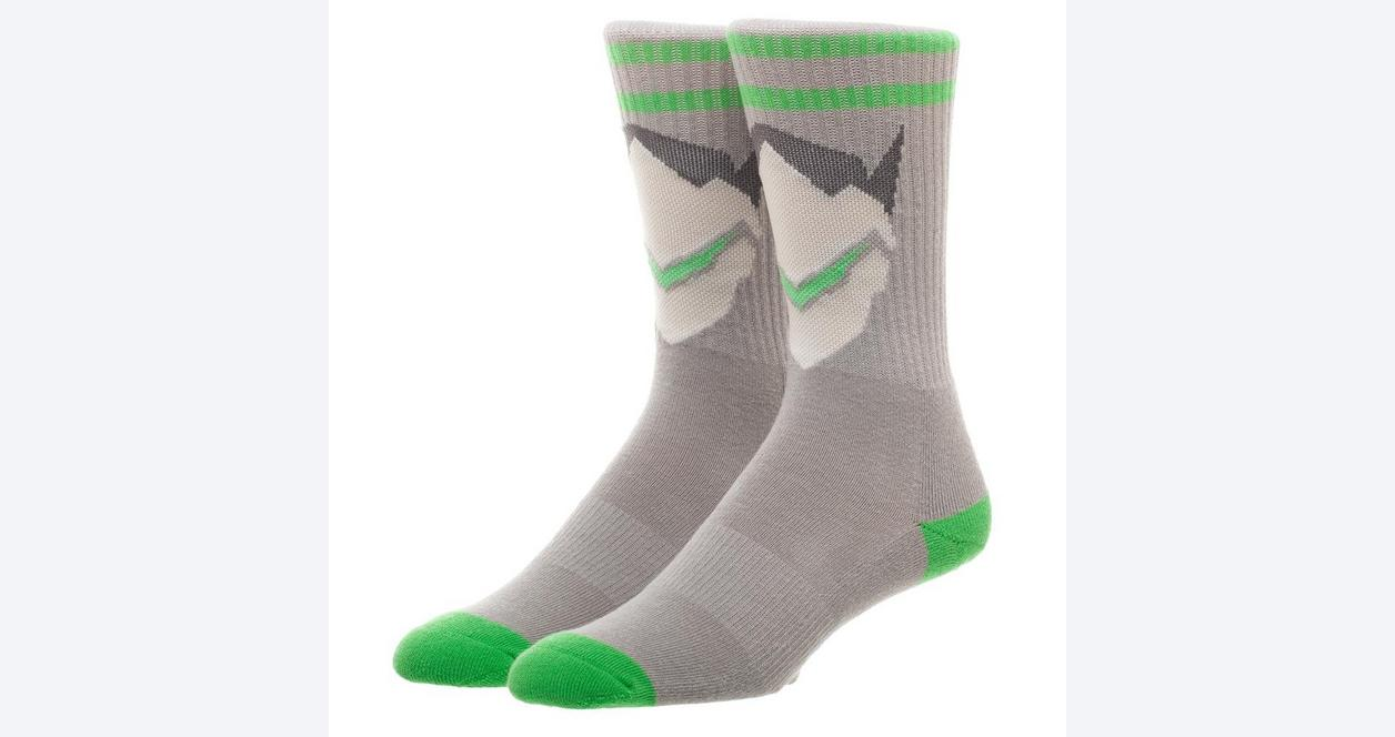 Overwatch Athletic Socks
