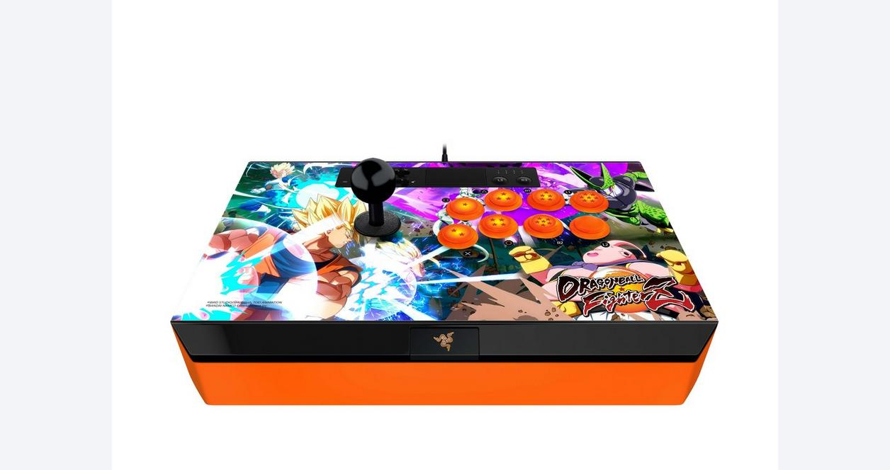 Panthera Dragon Ball FighterZ Limited Edition Arcade Fight Stick for PlayStation 4 Only at GameStop