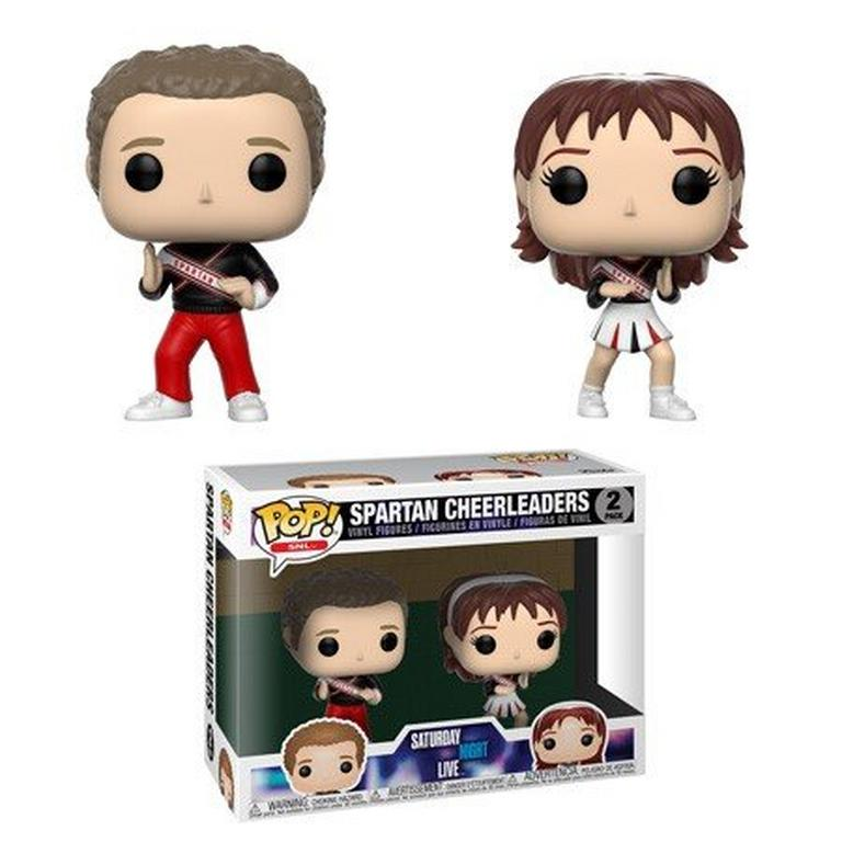 POP! SNL: Saturday Night Live Spartan Cheerleaders 2 Pack