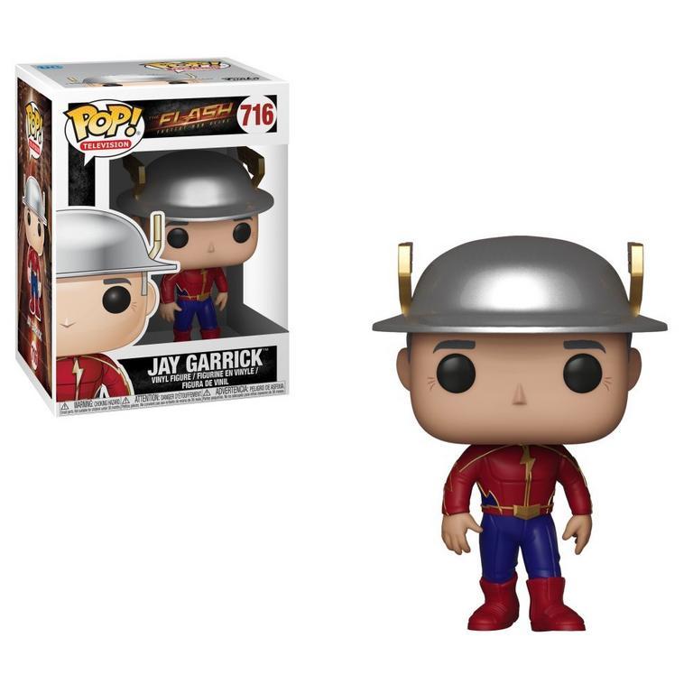 POP! TV: The Flash Jay Garrick