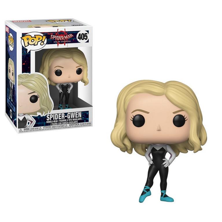 POP! Spider-Man Into The Spiderverse: Spider-Gwen