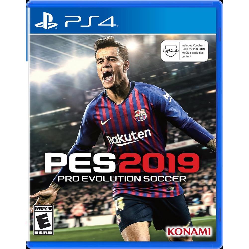 Pro Evolution Soccer 2019 | PlayStation 4 | GameStop