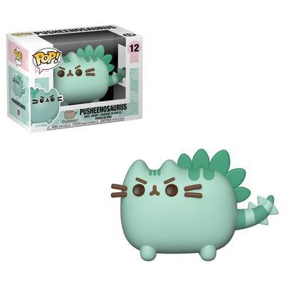 POP! Animation: Pusheen Pusheenosaurus