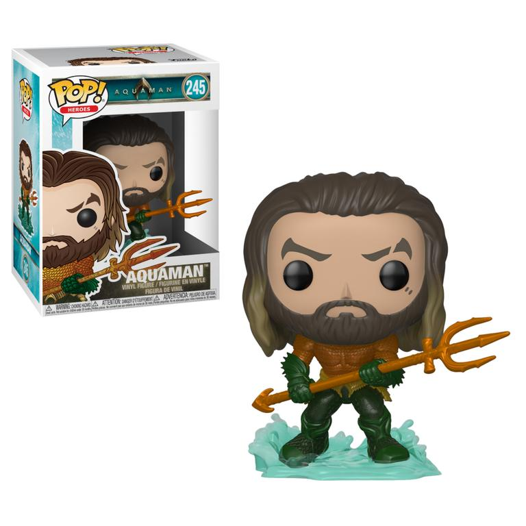 POP! Heroes: Aquaman