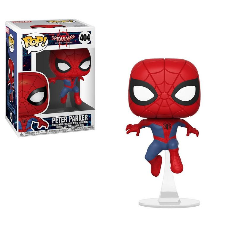 POP! Spider-Man Into The Spiderverse: Peter Parker