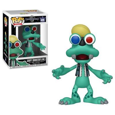 POP! Games: Kingdom Hearts III Goofy Monster's Inc.