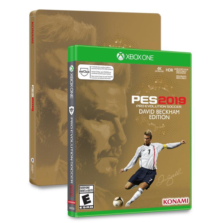 Pro Evolution Soccer 2019 David Beckham Edition