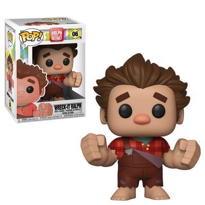 POP! Disney: Ralph Breaks The Internet - Wreck-It Ralph