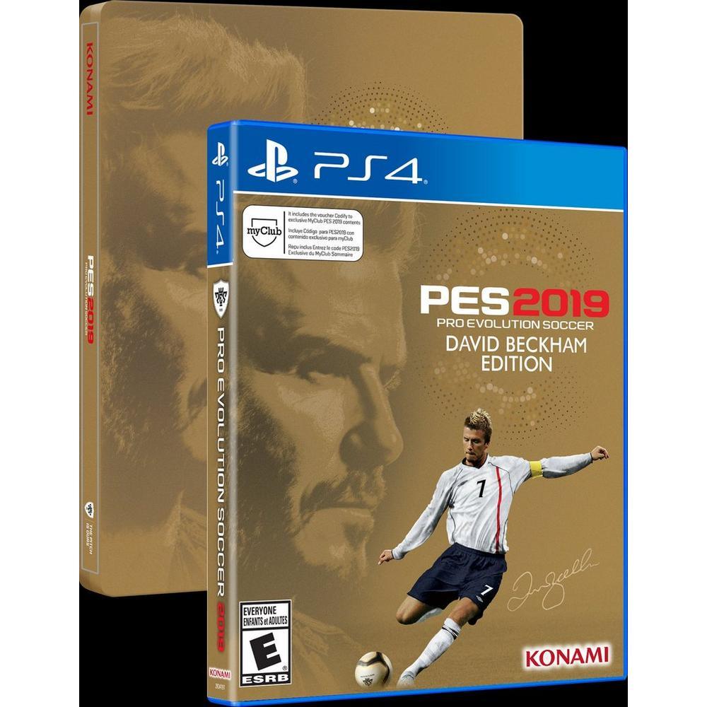 Pro Evolution Soccer 2019 David Beckham Edition | PlayStation 4 | GameStop
