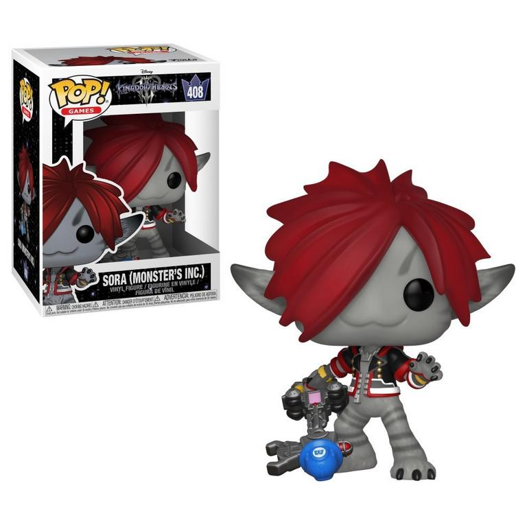 POP! Disney: Kingdom Hearts III - Sora - Monsters Inc.