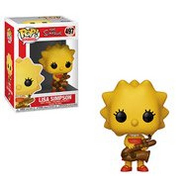 POP! Animation: Simpsons Lisa Series 2