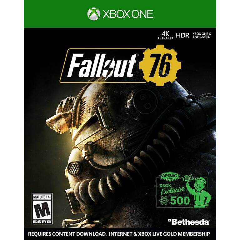 Fallout 76 | Xbox One | GameStop