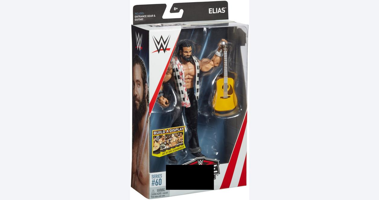 WWE Elite Collection Series # 60 - Elias