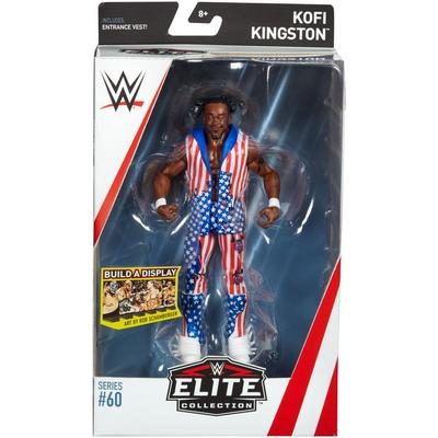 WWE Elite Collection Series # 60 - Kofi Kingston