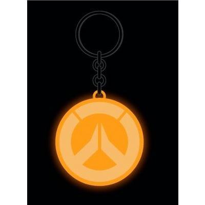 Overwatch LED Keychain