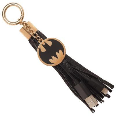Batman USB Tassel Keychain