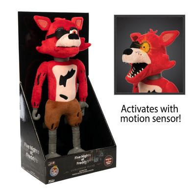 Five Nights at Freddy's Animatronic Foxy Plush Only at GameStop