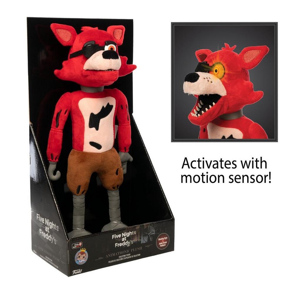 Funko Plush: Five Nights at Freddy's - Animatronic Foxy - Only At GameStop  | GameStop