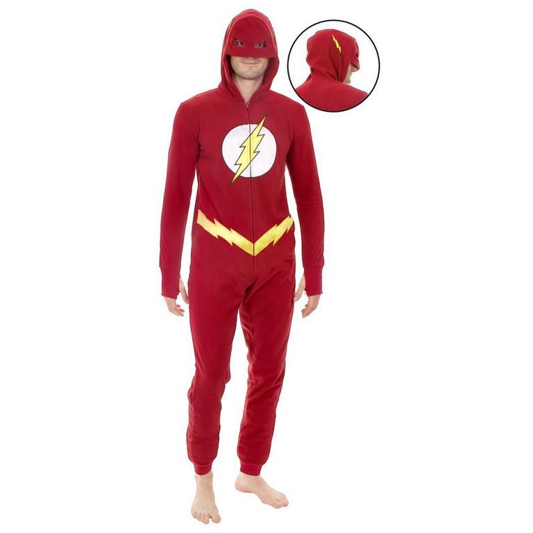 Justice League: Flash Onesie - Large/X-Large