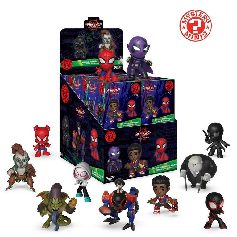Mystery Minis: Spider-Man: Into the Spider-Verse Blind Box Figure