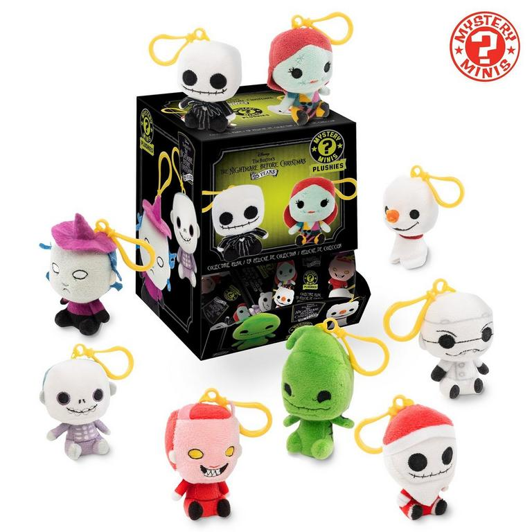 The Nightmare Before Christmas Blind Bag Keychain Plush