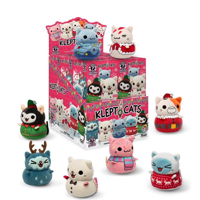 Klepto Cats Plush Blind Box