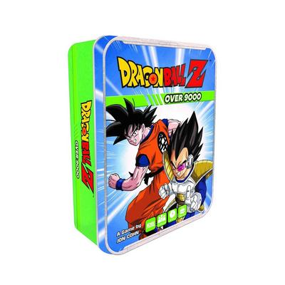 Dragon Ball Z Over 9000 Game Tin
