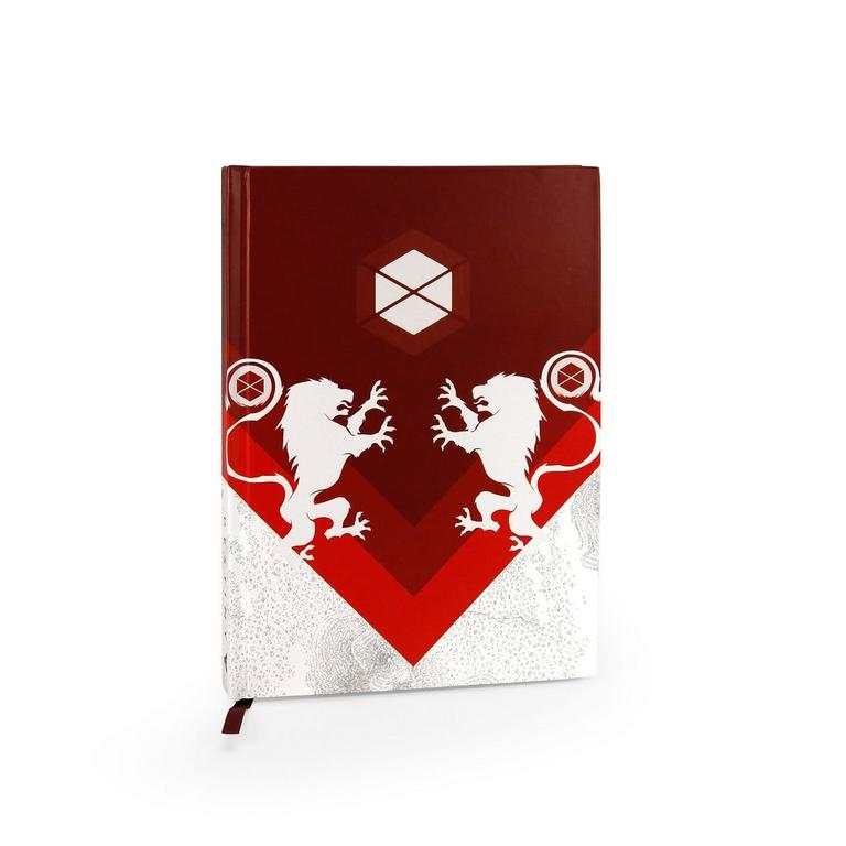Destiny Titan Journal