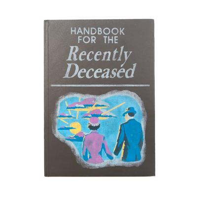 Beetlejuice Handbook for the Recently Deceased Journal