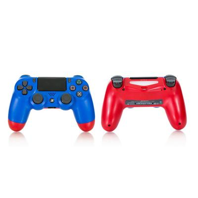 Dualshock 4 Blue/Red Recertified Custom Controller