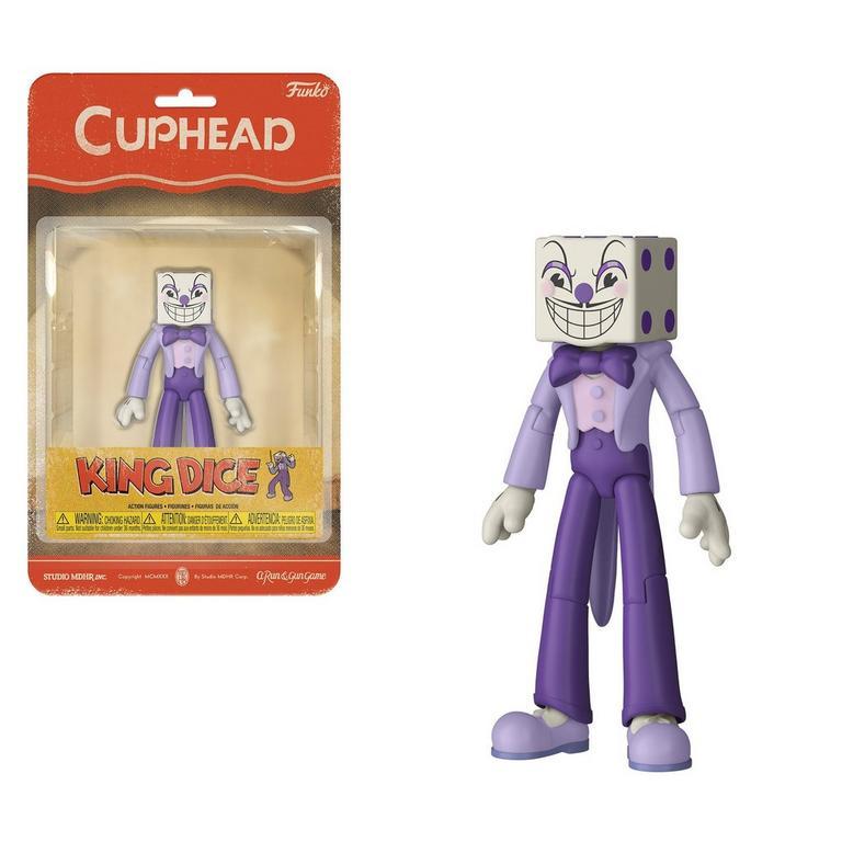 Cuphead Action Figure - King Dice