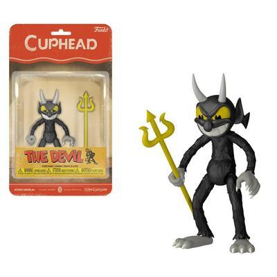 Cuphead Action Figure - The Devil