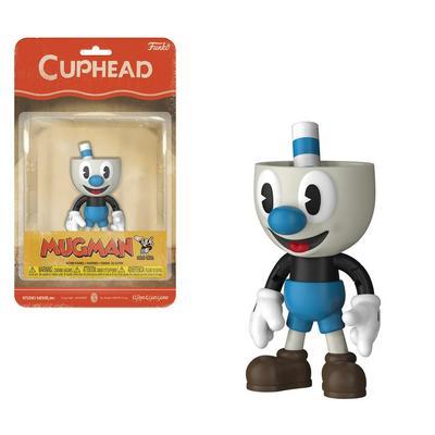 Cuphead Action Figure - Mugman
