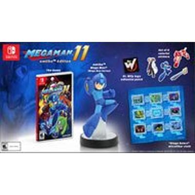 Mega Man 11 amiibo Edition Only at GameStop