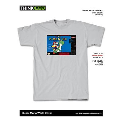 Nintendo SNES Super Mario T-Shirt