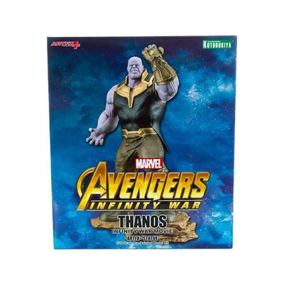 Marvel Avengers Infinity War Thanos Statue