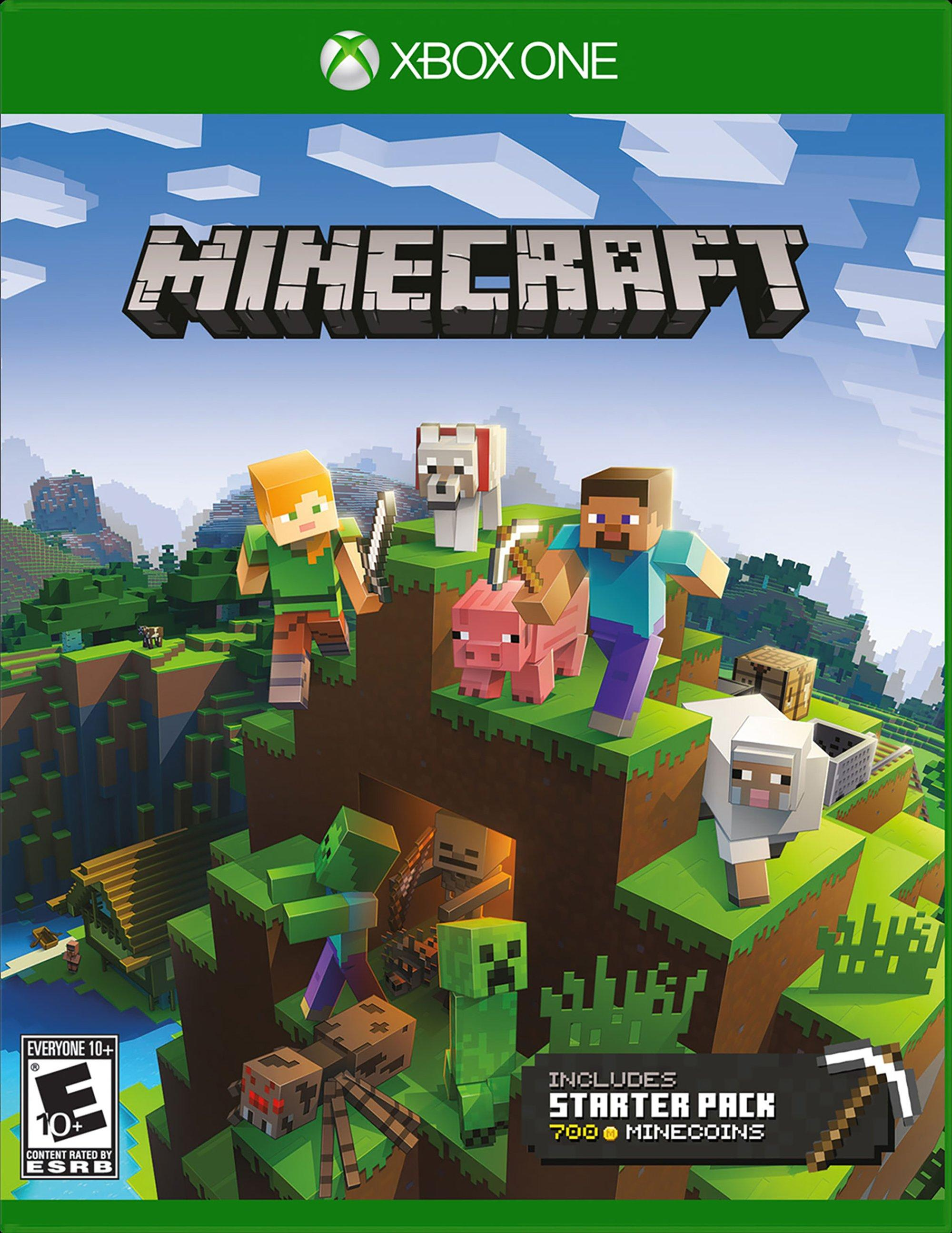 How To Get Minecraft Xbox One For 5 Dollars