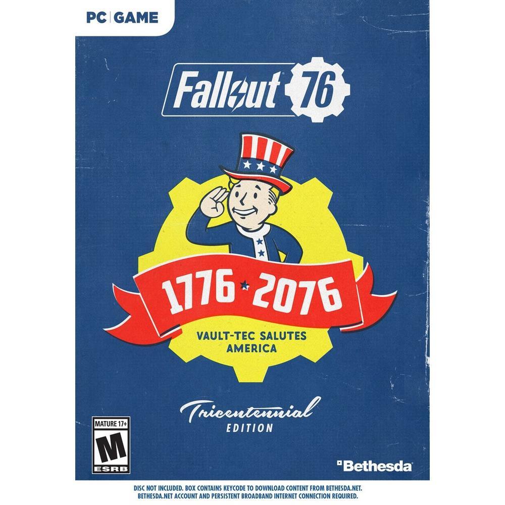 Fallout 76 Tricentennial Edition | PC | GameStop