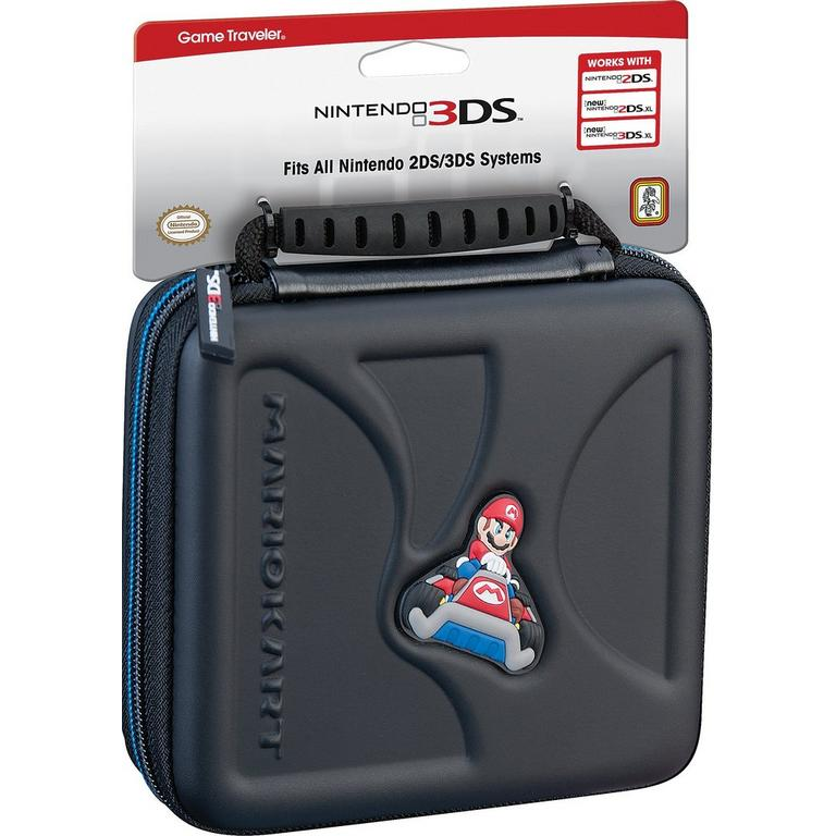 Nintendo 2DS/3DS XL Mario Kart Game Traveler Case - (Assortment)
