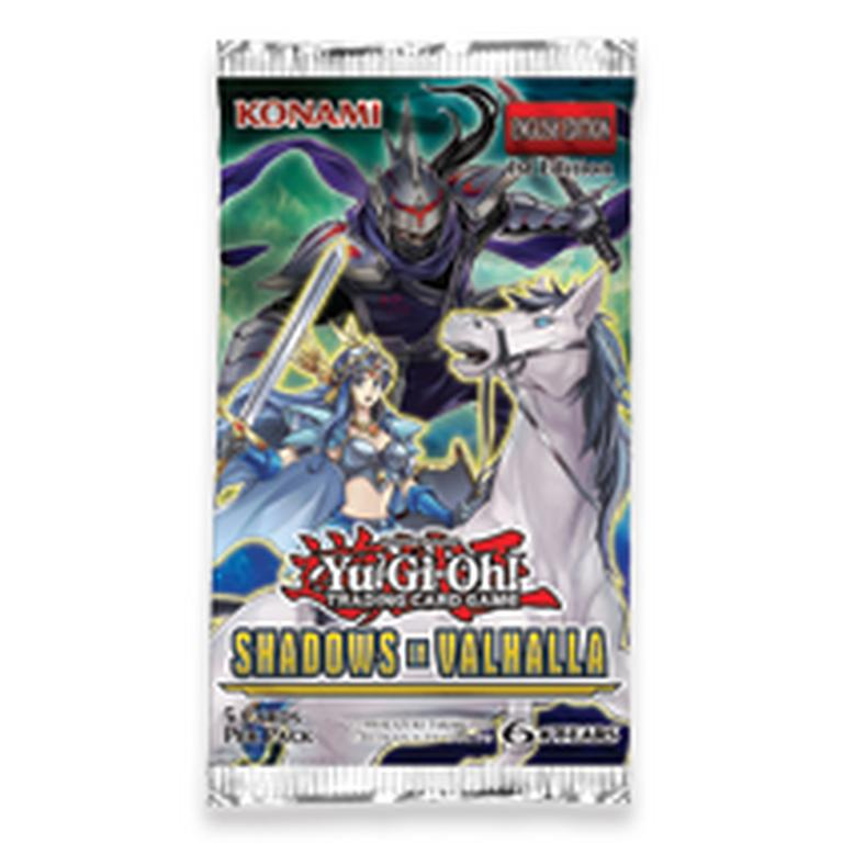 Yu-Gi-Oh! Shadows of Valhalla Booster Pack (Assortment)