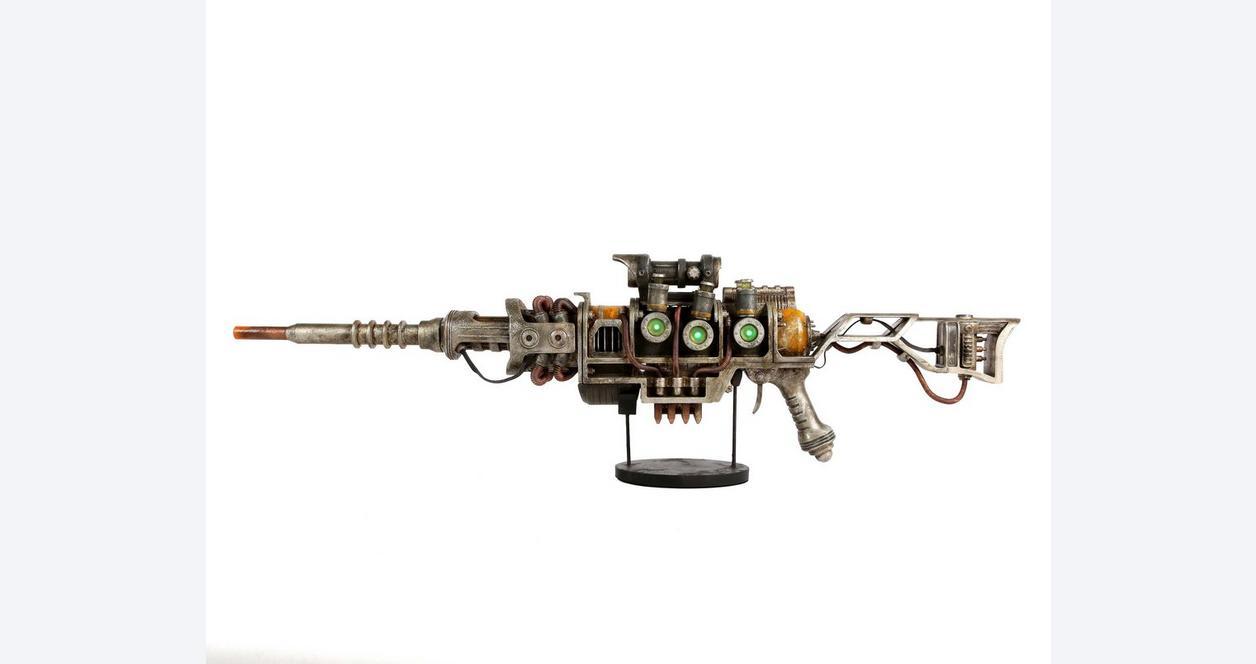 Fallout Plasma Rifle Replica