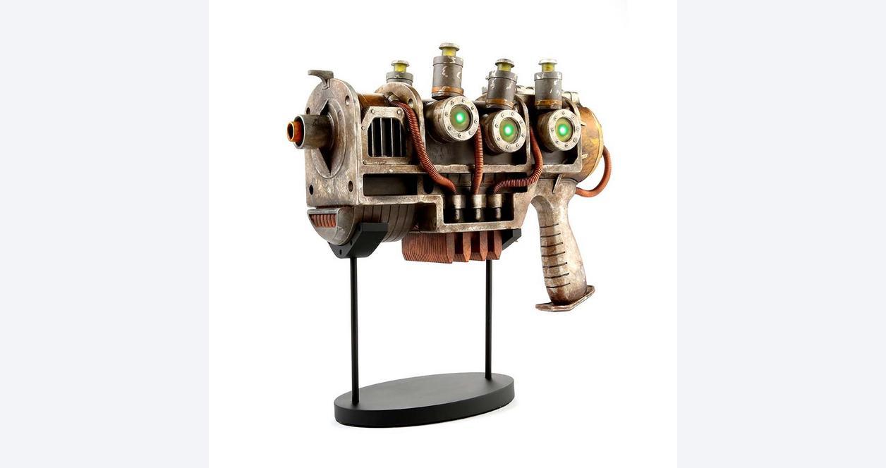 Fallout Plasma Pistol Replica