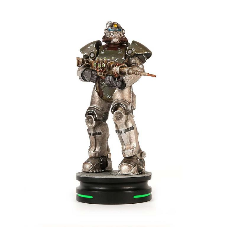 Fallout T-51 Power Armor Modern Icon Statue
