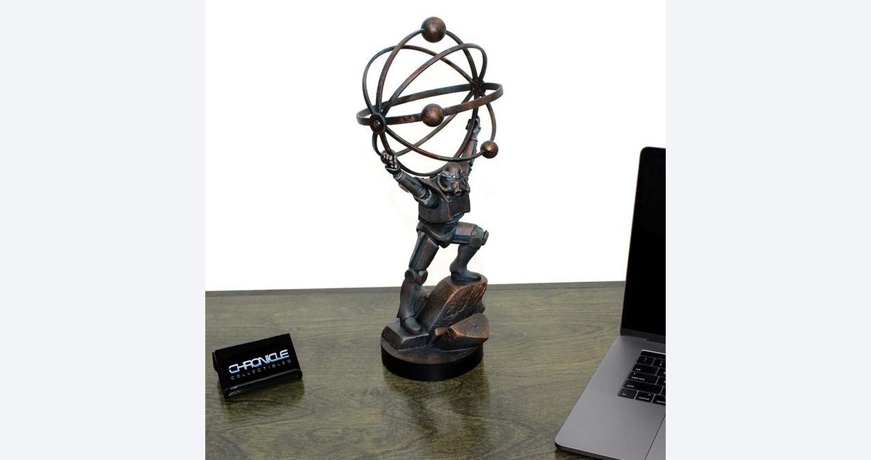 Fallout 4 Atomic Atlas Statue