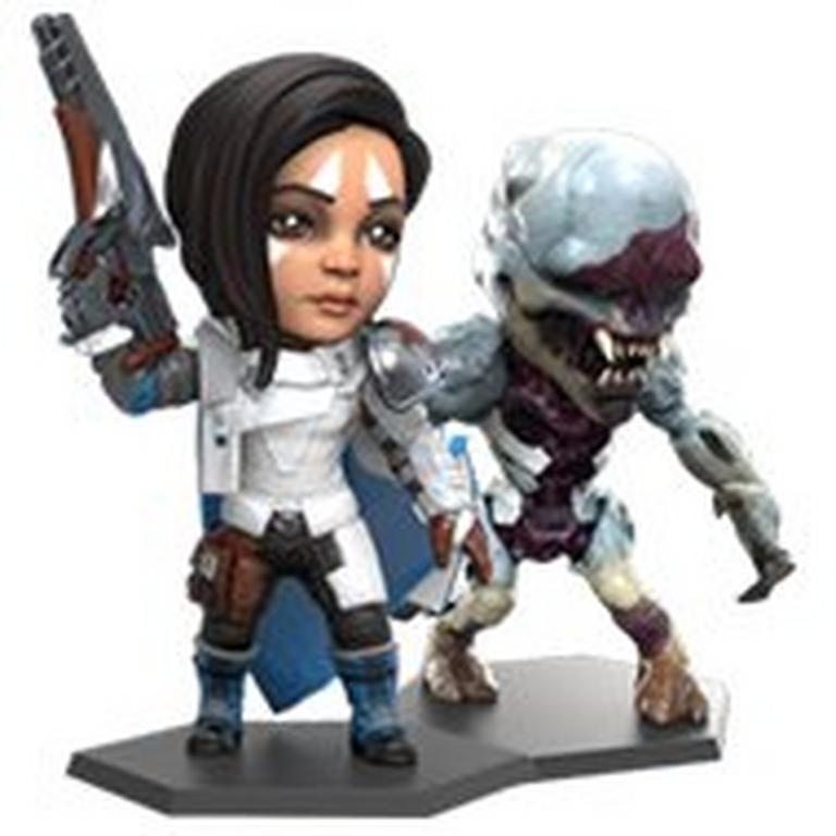 Destiny 2 Ana Bray and Thrall Deluxe Figure 2 Pack